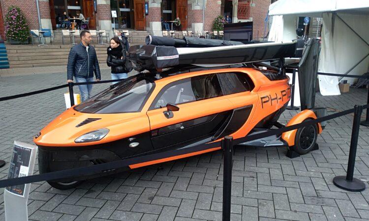 Pal-V de vliegende auto