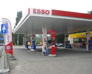 benzineprijs naar recordhoogte